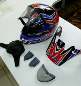 Шлем для снегохода FXR Adrenalibe DOT