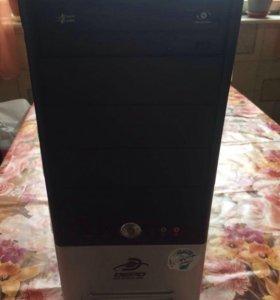 Компьютер Depo EGO + монитор acer