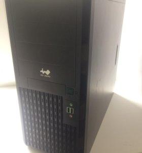 Сервер Intel S3420GP + Intel Xeon X3440