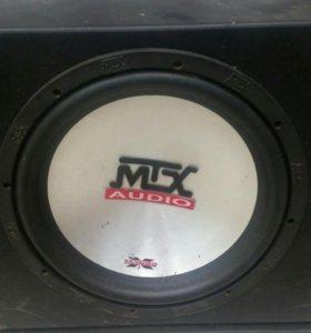 Сабвуфер mtx audio