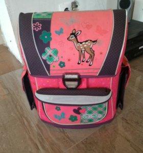 Ранец ( рюкзак) Herlitz ( Германия, оригинал)