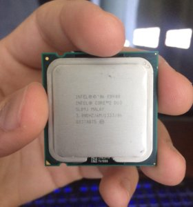 Intel Core 2 Duo E8400 (LGA775)