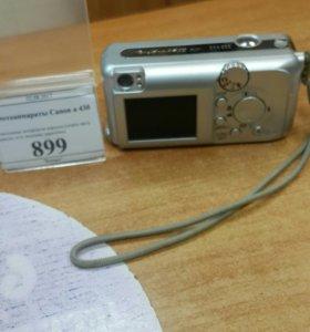 Фотоаппарат Canon a 430