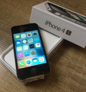 iPhone 4s 16gb black