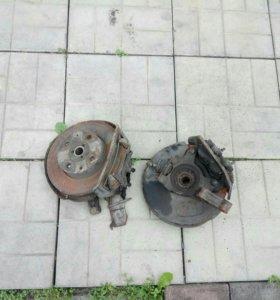 Тормозные диски в сборе