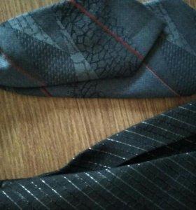 2 галстука