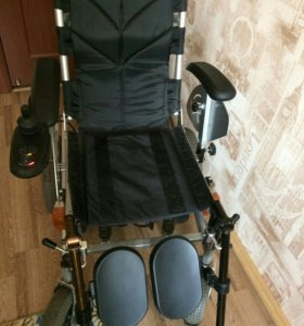 Кресло-коляска с электроприводом Армед FS123GC-43.