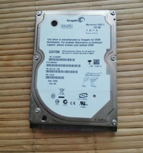 Hdd seagate 120 gb 5400,без бэдов!!
