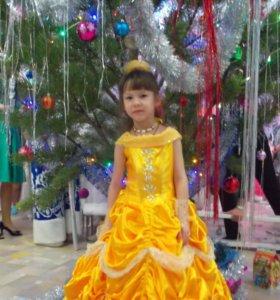 платье королевы