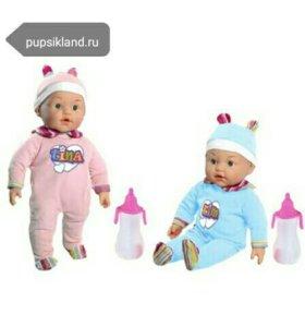 """Кукла """"My Dolly Sucette"""", близняшки"""