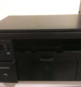 Лазерное МФУ HP LJ 1132mf