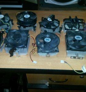 Кулеры система охлаждения процессора