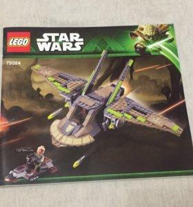 """Лего """"Звёздные Войны"""" 75024"""