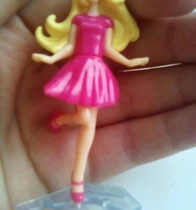 Киндер игрушка Барби