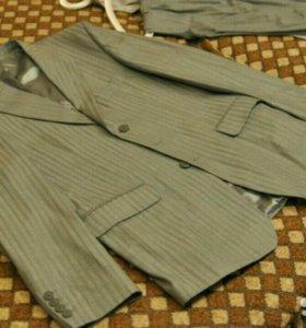 Мужской костюм moder 48 размер