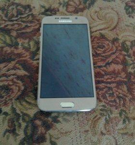 Телефон Samsung Galaxy S 7