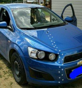 Chevrolet Aveo седан
