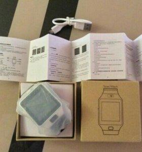 Smart watch DZ 09 смарт часы \ новые