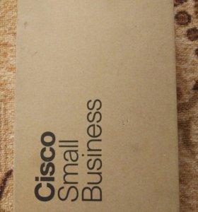 Новый! Ip телефонный адаптер cisco spa122