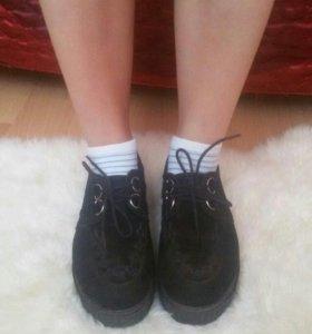 "Ботиночки ""Криперсы"""