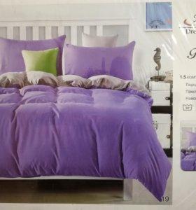 Качественное постельное белье в наличии