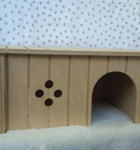 Домик для грызунов FERPLAST SIN 4646 (новый)