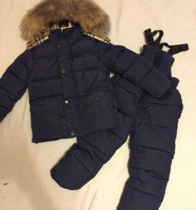 Зимний комбинезон,куртка