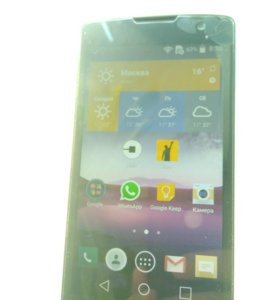 Телефон LG Leon в хорошем состоянии