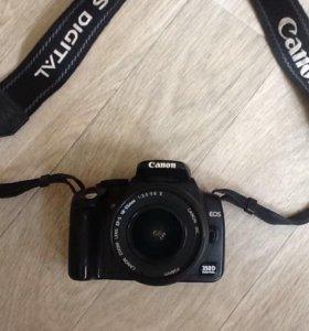 Canon EOS 350D обмен на айфон 5s