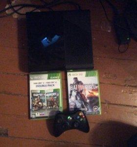 Продам игровую приставку Xbox 360