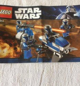 """Лего """"Звёздные Войны"""" 7914"""