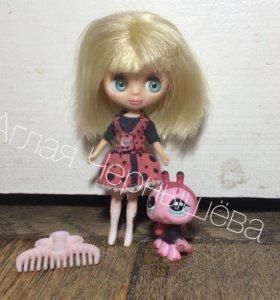Кукла Блайз и LPS