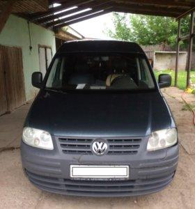 VolksWagen Caddy 2006г, 300 тыс. км
