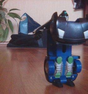 Детская игрушка Ламборгини трансформер