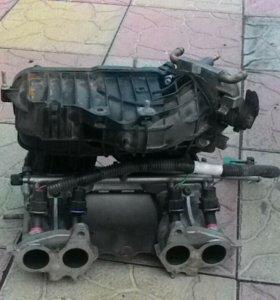 коллектор,есть газовое оборудование на ВАЗ