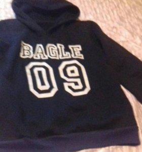 "Толстовка "" BAGLE 09 """