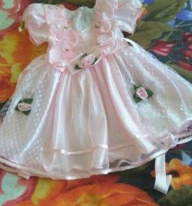 Платья нарядные для девочки