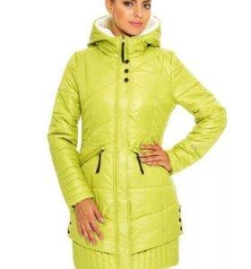 Куртка зимняя Hoops 48р