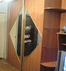 Изготовление корпусной мебели шкаф купе.