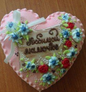 Имбирное печенье!