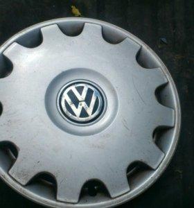 Колпаки. VW оригинал r15