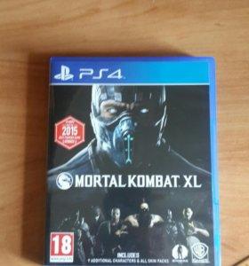 Mortal Combat XL PLAYSTATION 4