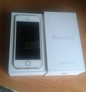 Продам IPhone 5s/16gb