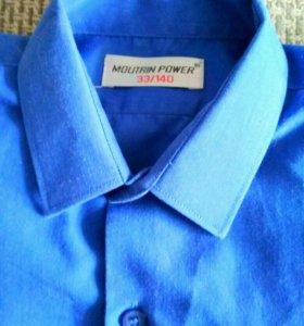 Рубашки для школьника!!!