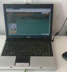 Ноутбук Aser aspire 3680
