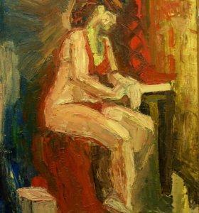 0003 картина Мария Ария Рият