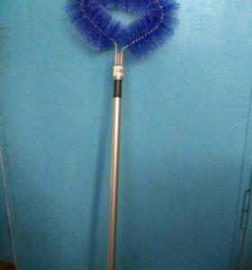 Ёршик для мытья больших ёмкостей с телескопической