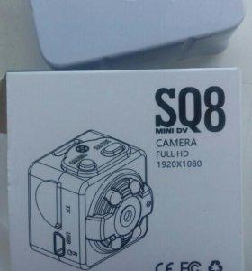 Камера SQ8 FULL HD 1080P