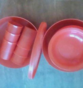 Походный набор посуды