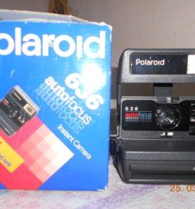 фотоаппарат Полароид 636 автофокус